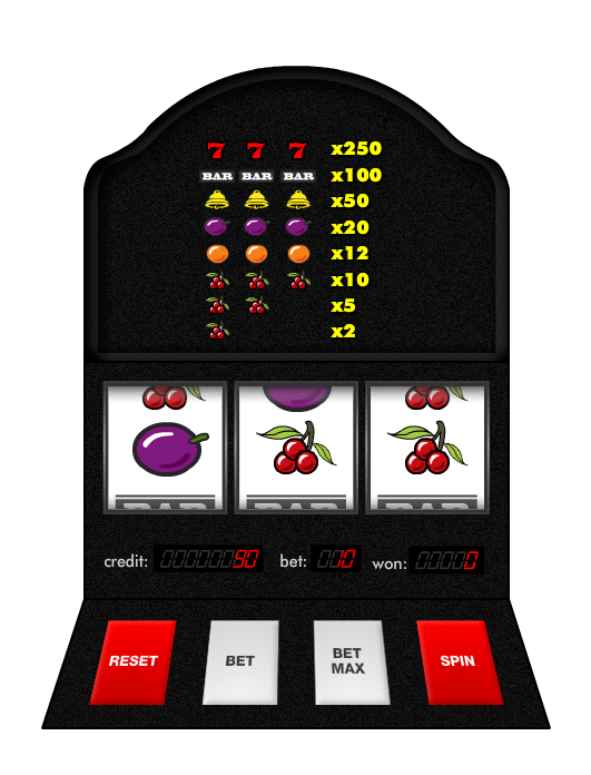 Slot Machine Jquery