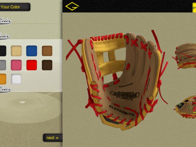 Glove Builder