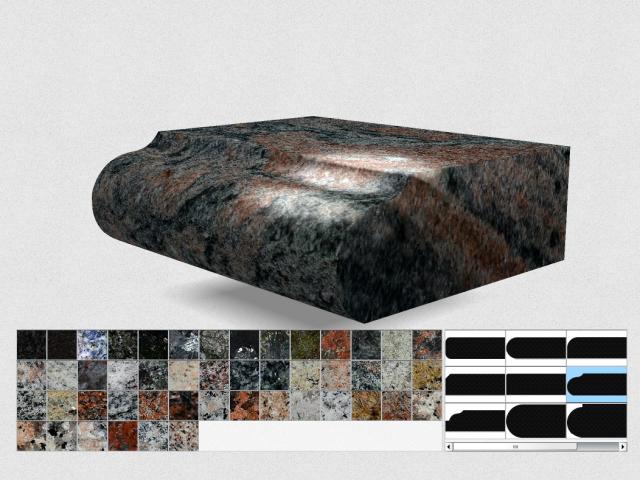 3D Stone Profile